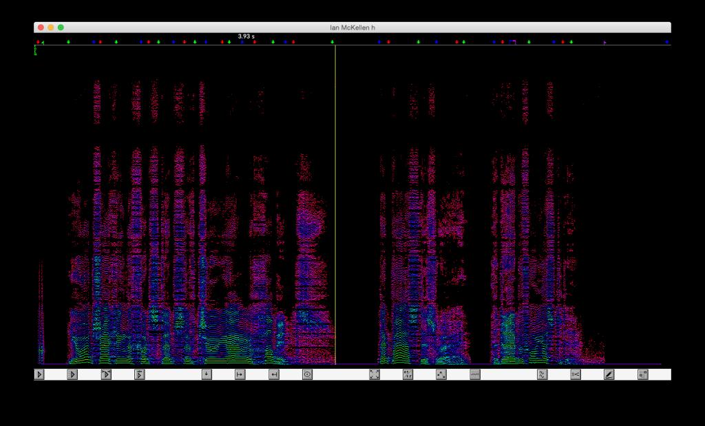 spectrum editor