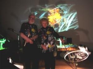 Bart & Priscilla McLean in concert